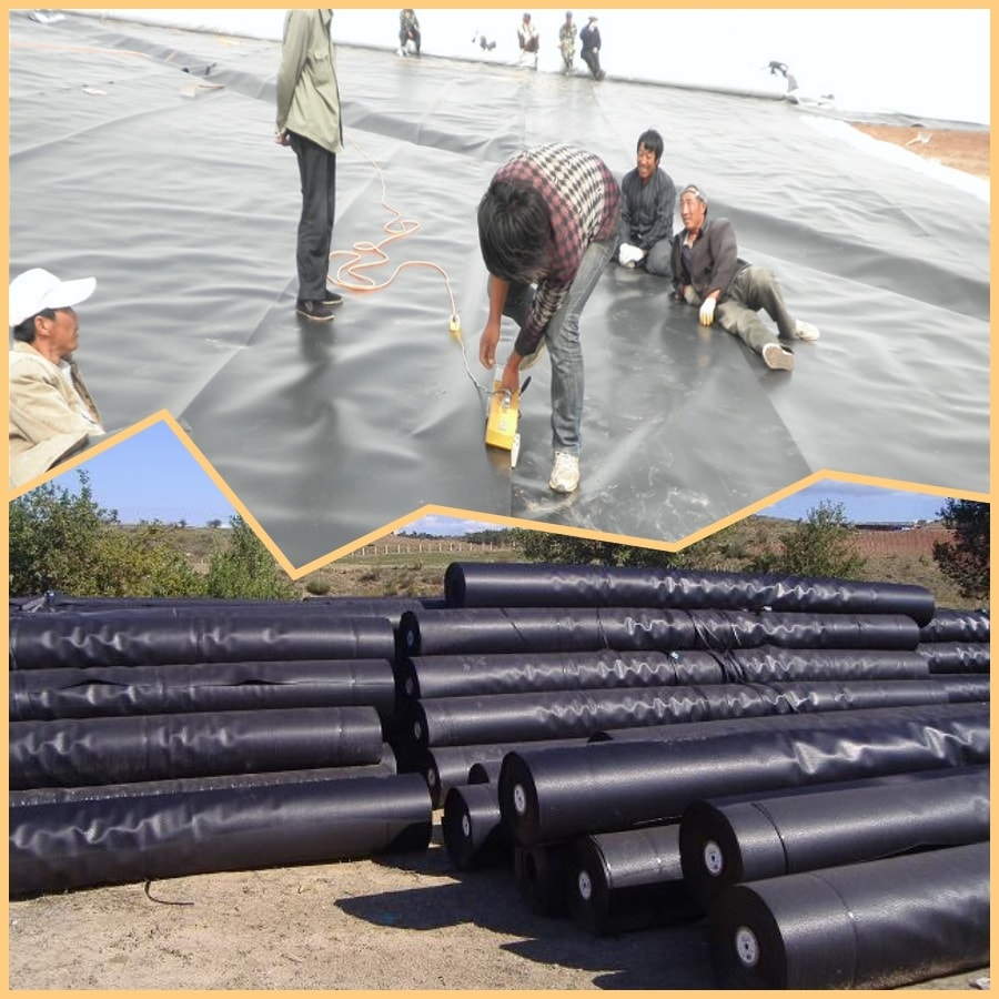 geotextile geomembrane